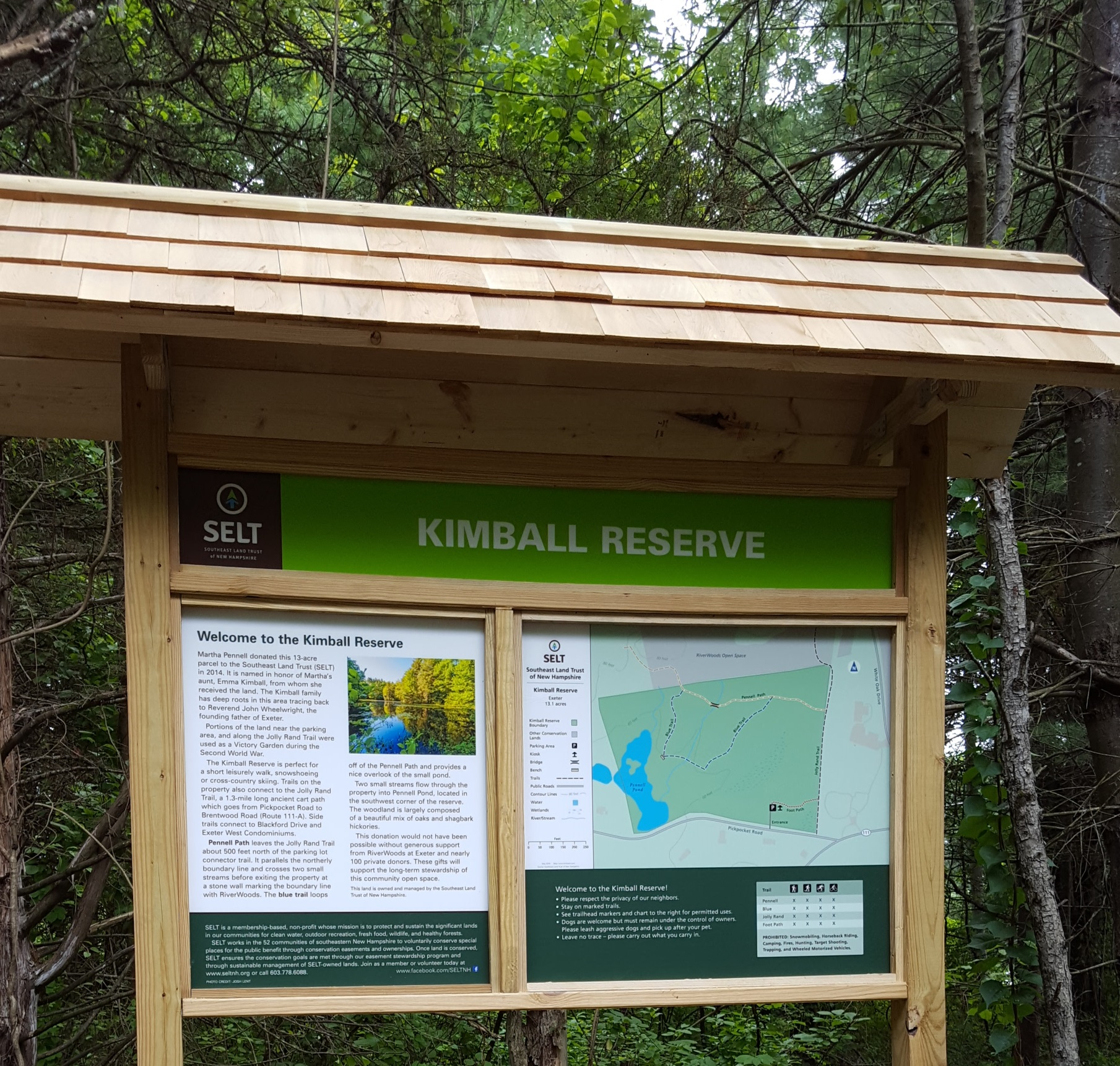 Kimball Reserve Grand Opening