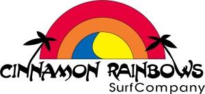 cinnamon rainbows logo