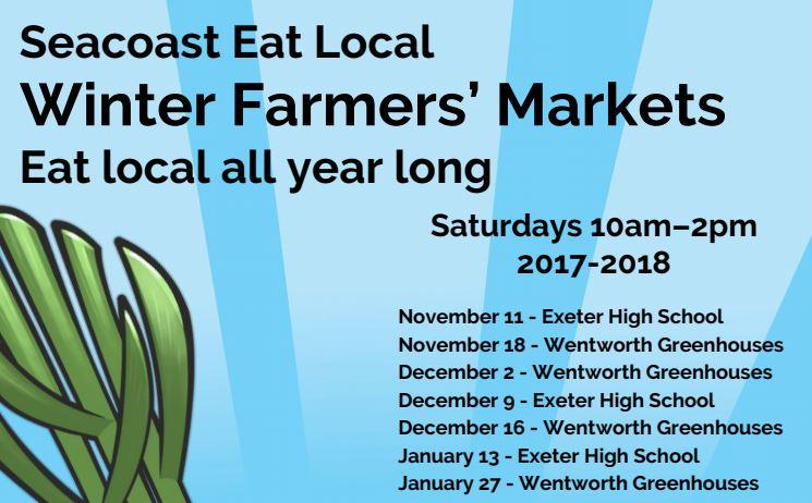 Visit SELT at the Winter Market