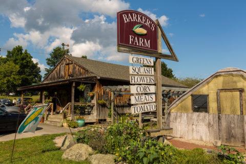 Help Conserve Barker's Farm